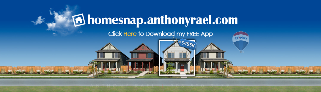 Download my FREE Home Search App : homesnap.anthonyrael.com